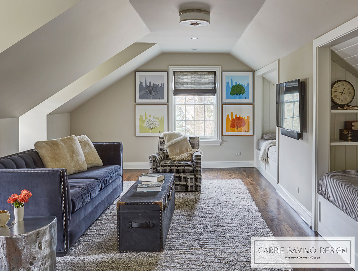 Carrie Savino Interior Design Projects